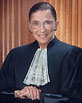 Justice Ruth Bader Ginsburg, image courtesy of www.loc.gov