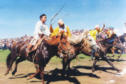 Mongolian citizens
