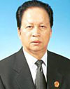 Justice Xiao Yang; image courtesy of http://english.gov.cn/